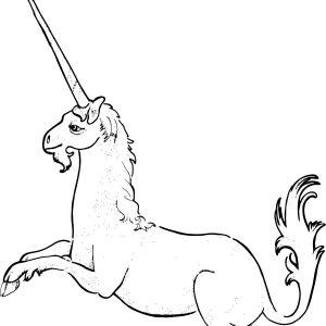 Einhorn Fabel Tier